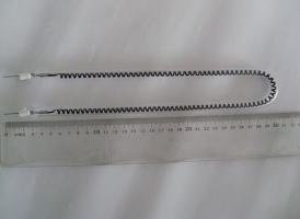 碳纤维加热灯管