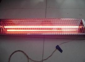 碳纤维烤漆灯